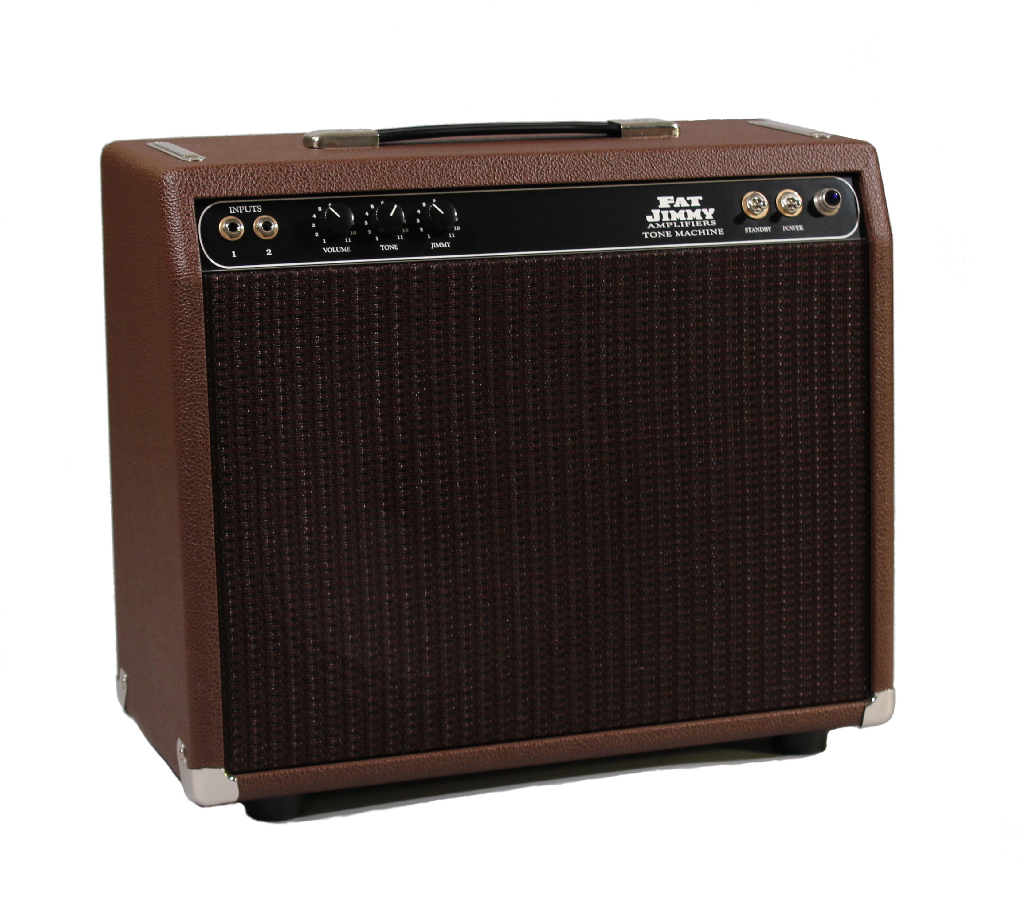 tone machine fat jimmy amps. Black Bedroom Furniture Sets. Home Design Ideas