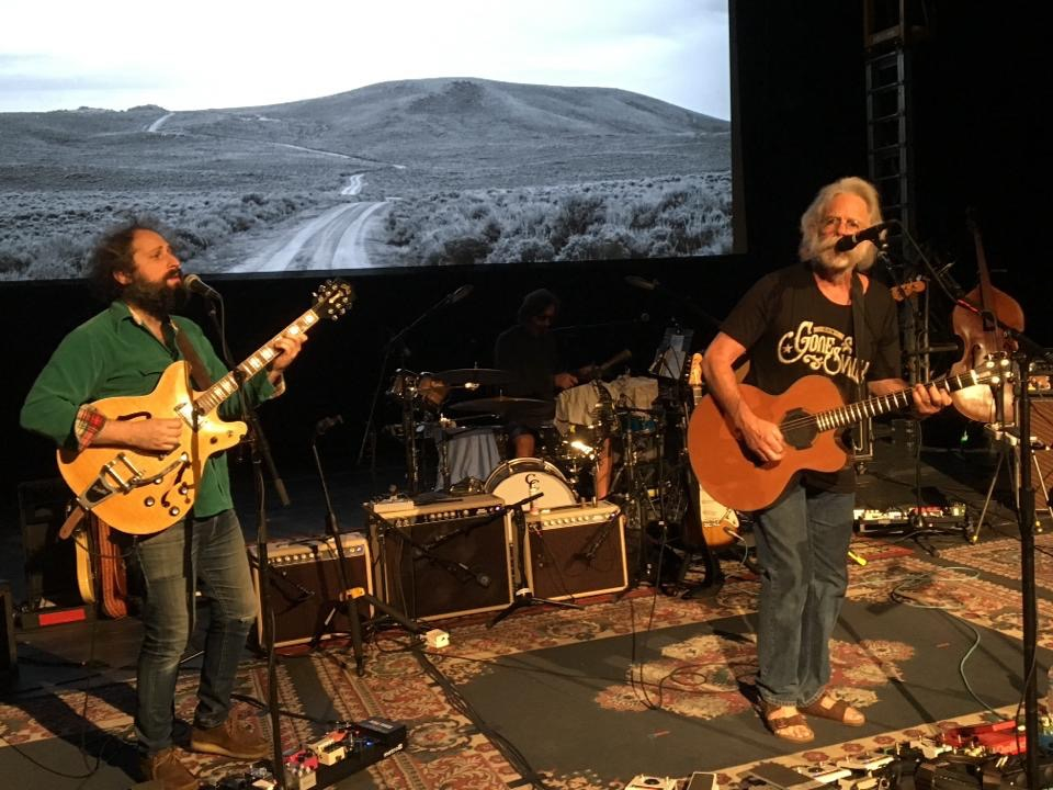 Bob Weir's Campfire tour at the Marin Civic Center